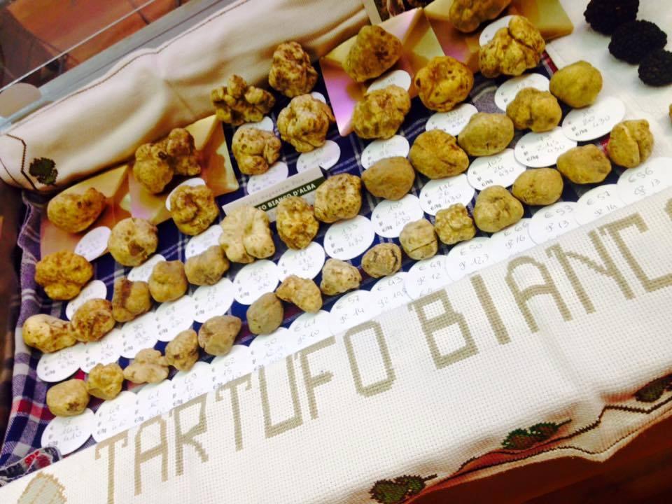 Alba Truffle Festival in the Unesco hills