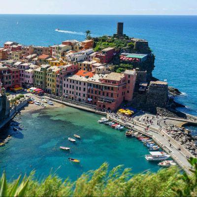 Piemonte & Cinque Terre