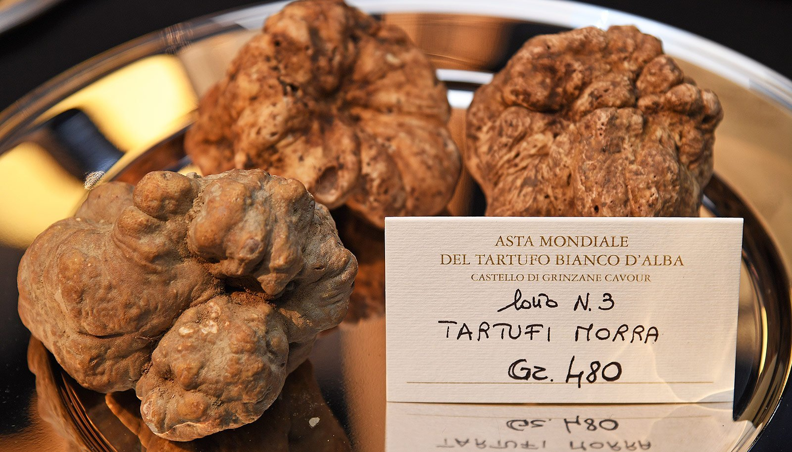 International Alba White Truffle Auction